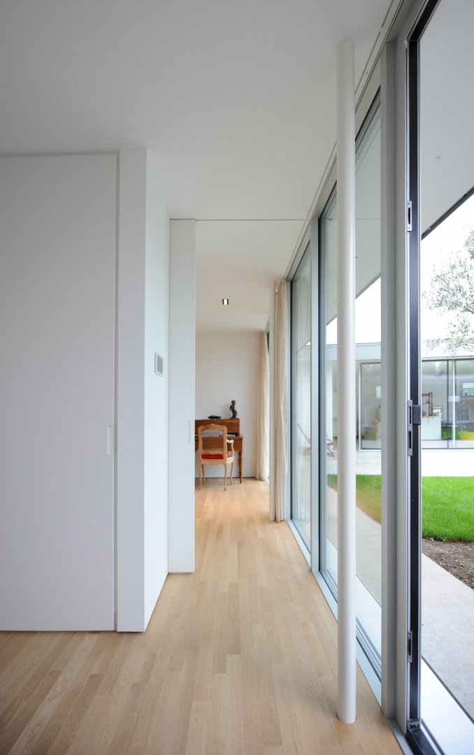 Maison V Colmar, 2013 - 2014 | Henner + Roland Architectes
