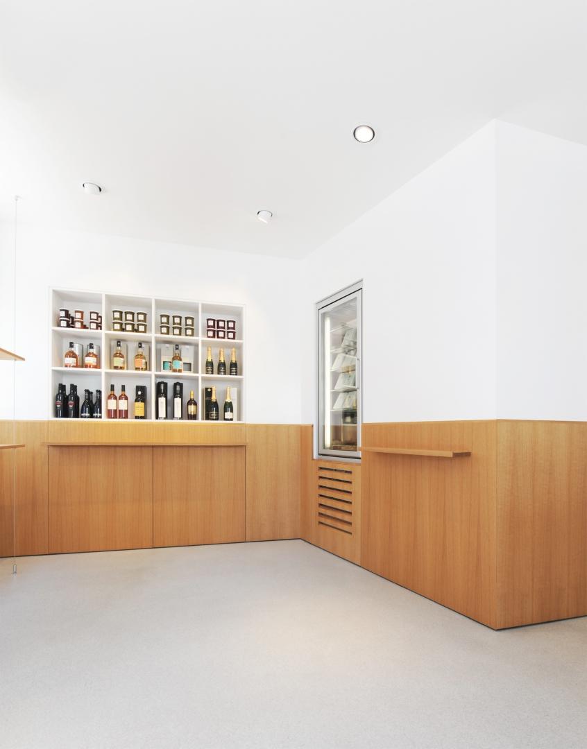 Chocolaterie Henner Frères Strasbourg, 2014 - 2015 | Henner + Roland Architectes