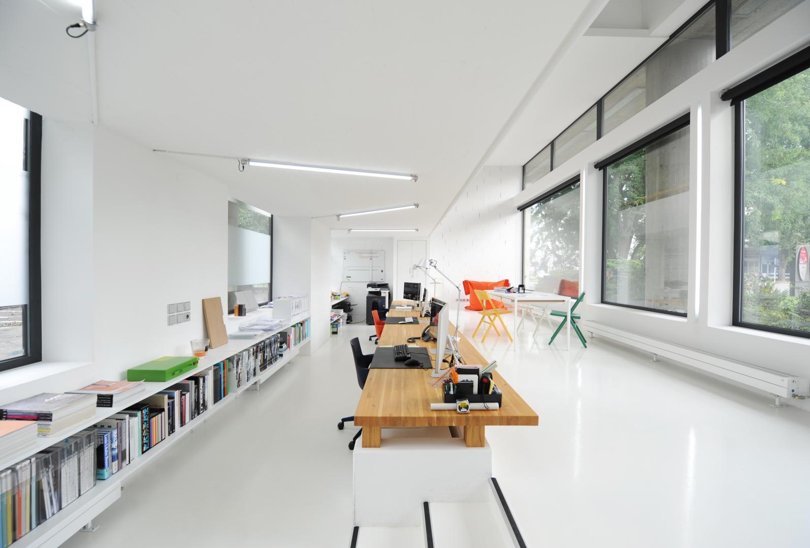 Agence HR Mulhouse, 2012 - 2013 | Henner + Roland Architectes