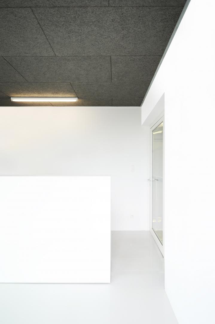 Contrôle technique SAUSHEIM, 2014 - 2015 | Henner + Roland Architectes
